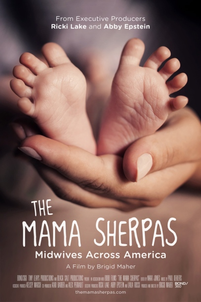The Mama Sherpas_POSTER